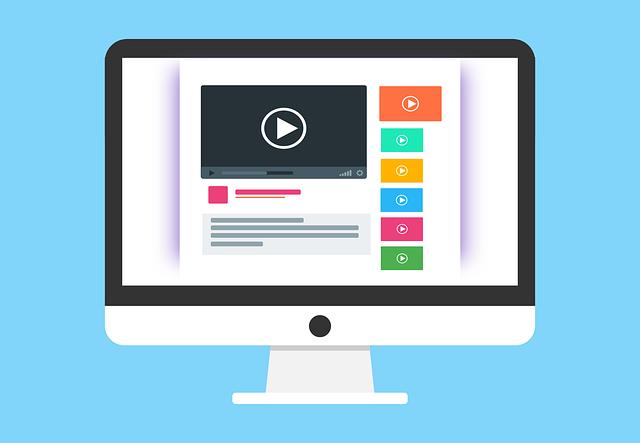 網頁設計流行趨勢 – 善用 Youtube 在內容中加入影片