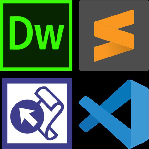 網頁設計軟體