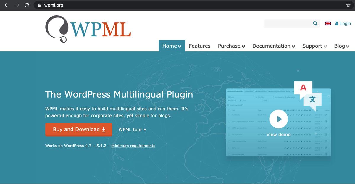 WPML en