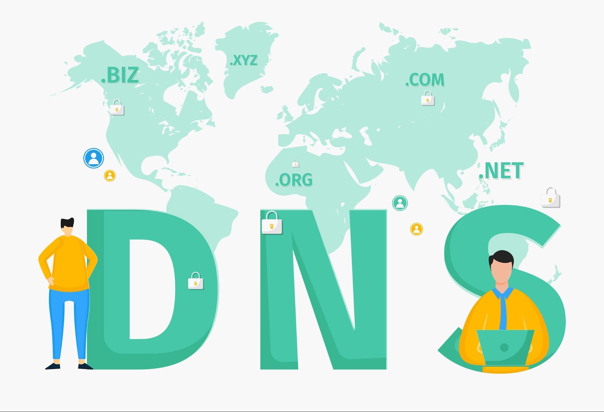 DNS伺服器是什麼?