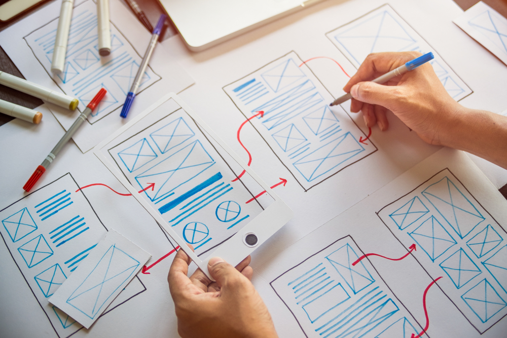 Wireframe是什麼?認識線框稿的使用方式及重要性