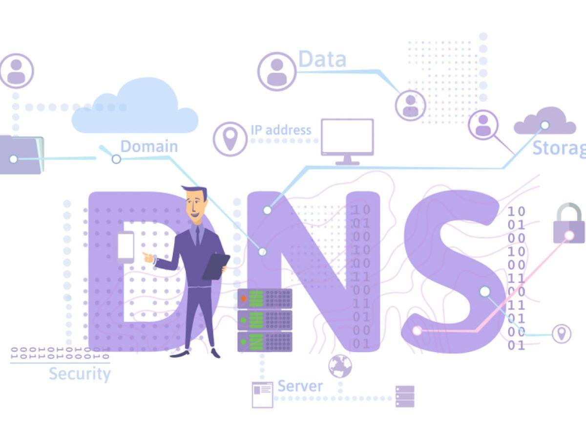 DNS คืออะไร?ทำความเข้าใจหลักการทำงานของ DNS  ประเภทเซิร์ฟเวอร์และกระบวนการสืบค้น IP