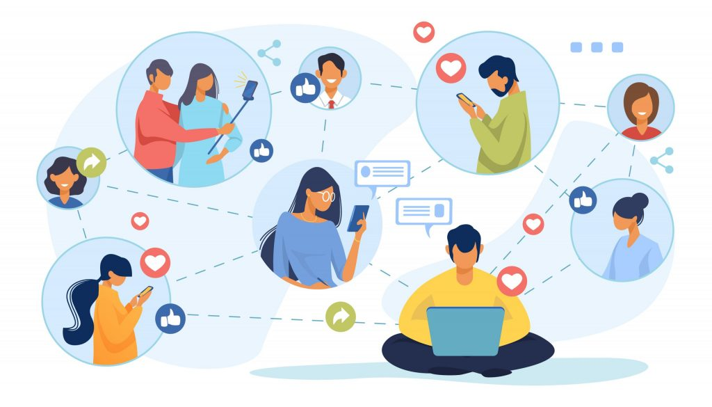 增加社群媒體的分享