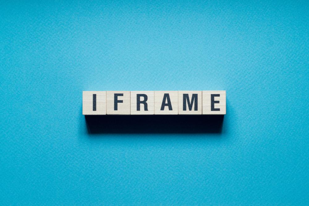 iframe是什麼?