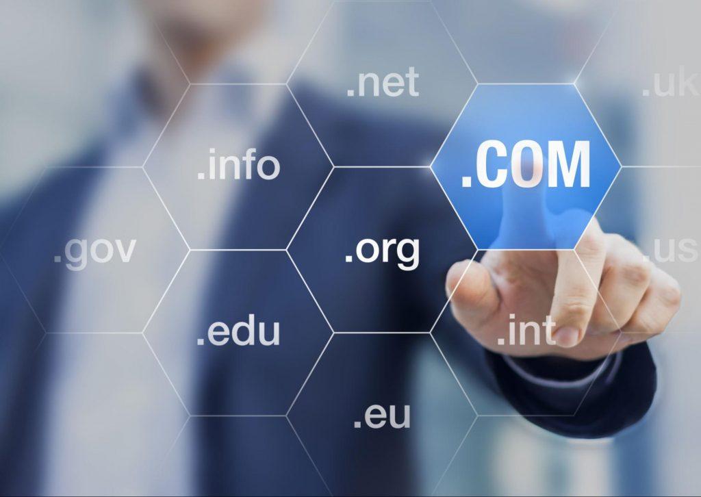 網域名稱是什麼?