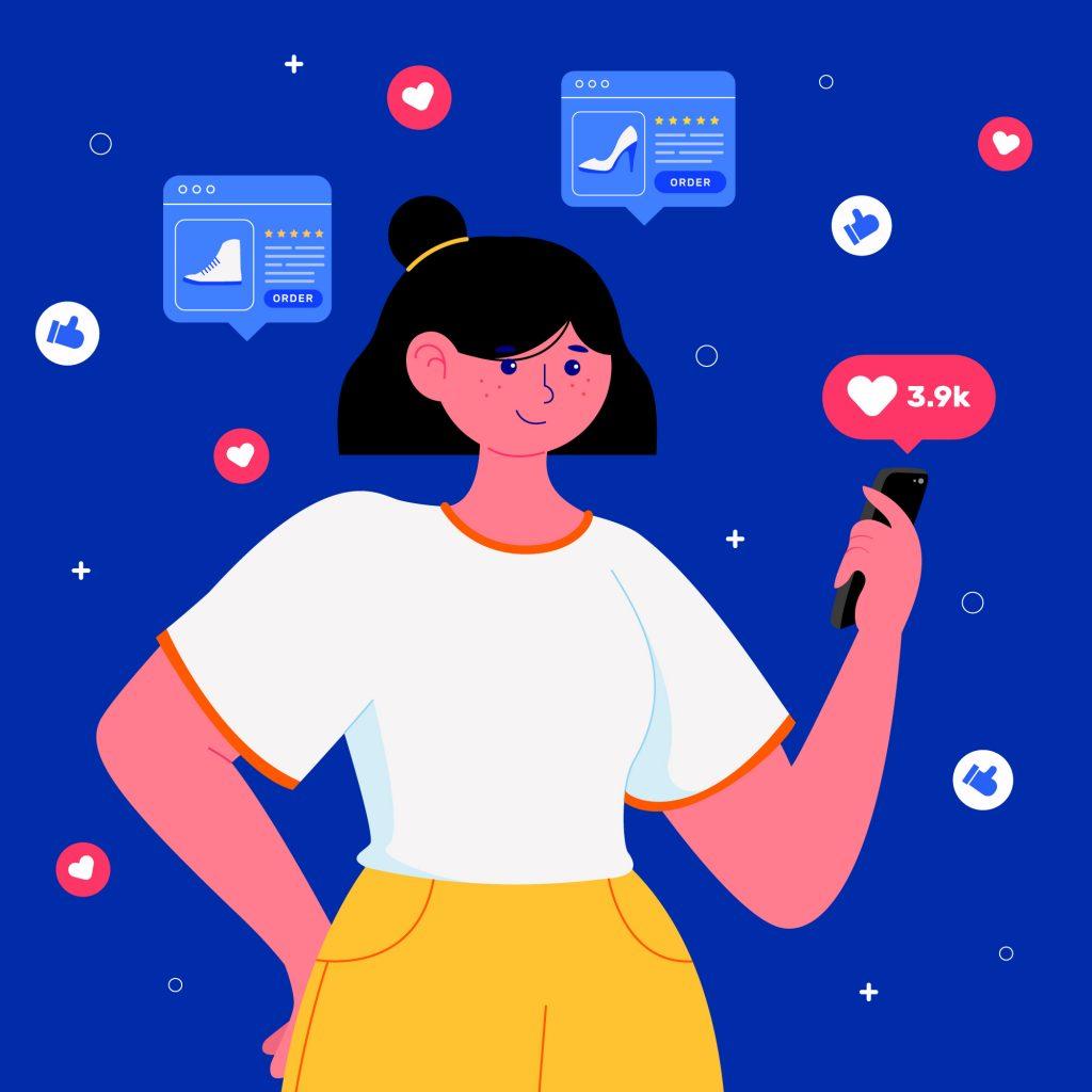 社群媒體經營