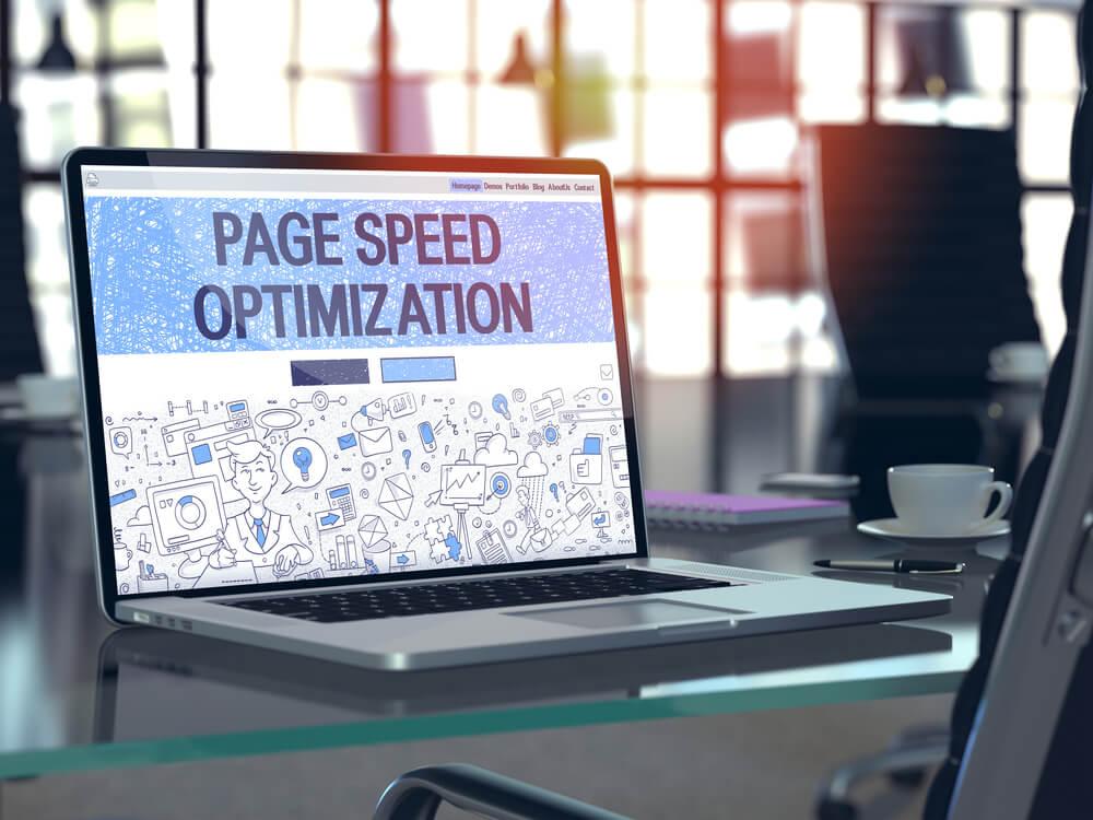 網站速度優化