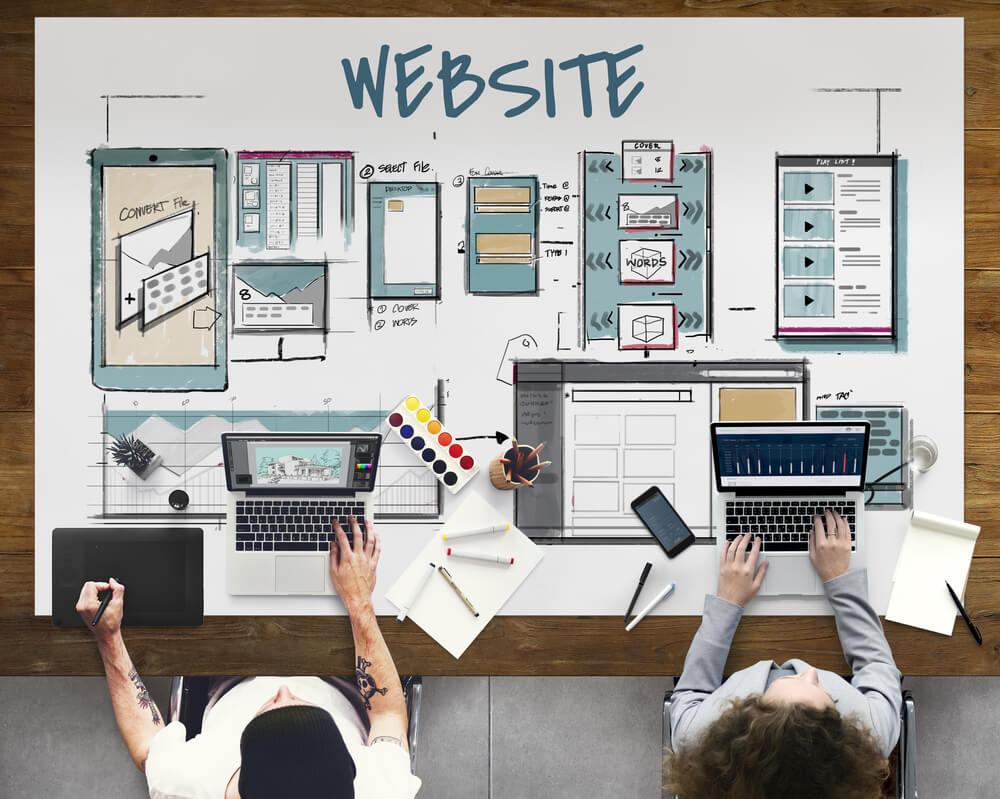 網站架構圖設計流程