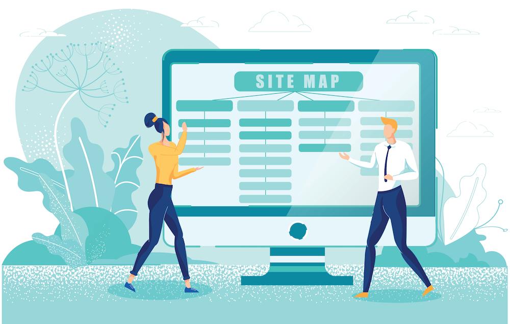 Sitemap 製作