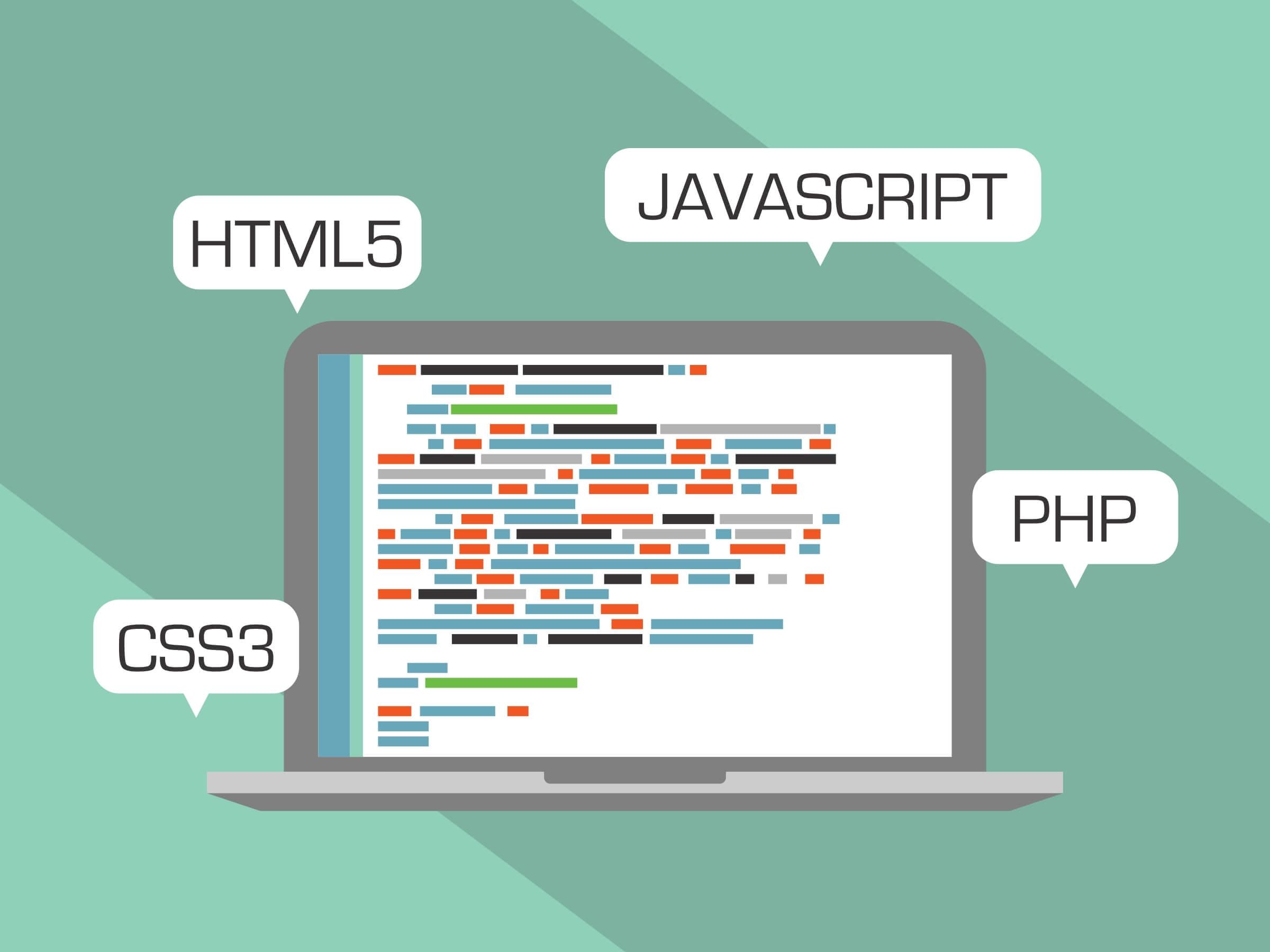 HTML5網頁設計介紹:HTML、CSS、JavaScript