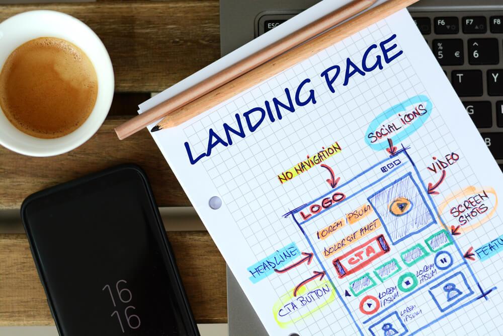 Landing page是什麼