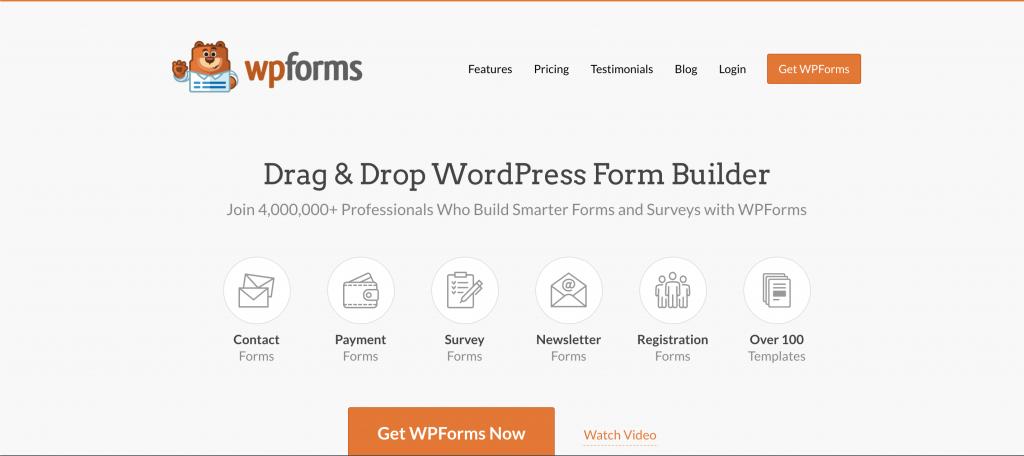 WPForms 教學