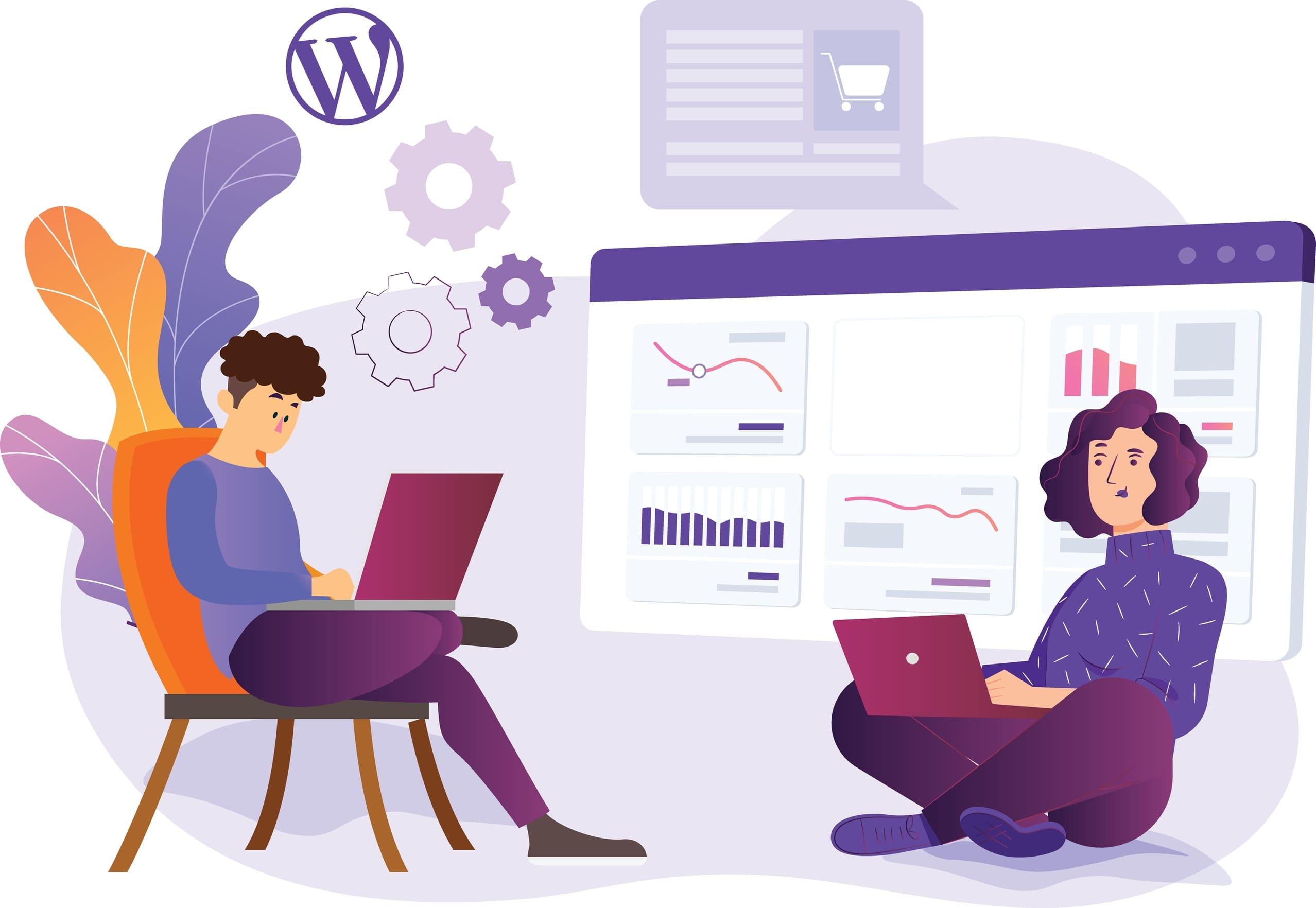WordPress網站設計